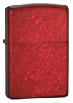 Zippo Lighter - Candy Apple Red - 21063