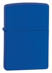 Zippo Lighter - Royal Blue Matte - 229