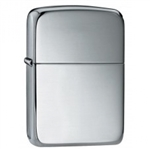 Zippo Lighter - 1941 Replica High Polish Sterling Silver - 23