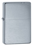 Zippo Lighter - Vintage Brushed Chrome - 230.25