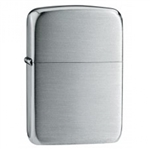Zippo Lighter - 1941 Replica Hand Satin Sterling Silver - 24