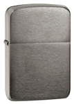 Zippo Lighter - 1941 Replica Black Ice - 24096