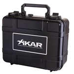 Xikar Travel Humidors 30-50 count Black XI - 250XI