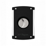 S.T. Dupont Maxijet Black Lacquer Cigar Cutter - 3265