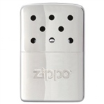 Zippo Lighter - 6-Hour Hand Warmer Chrome - 40321