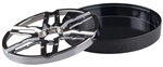 Xikar Burnout Ashtray Black - 429BCH