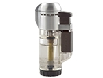 Xikar Lighter - Tech Clear Single Flame - 525CL