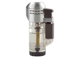 Xikar Lighter - Tech Clear Double Jet Flame - 526CL