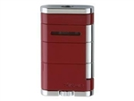 Xikar Lighter - Allume Riot Red Single Jet Flame - 531RD