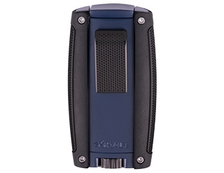 Xikar Lighter - Turismo Double Jet Matte Blue - 558BL