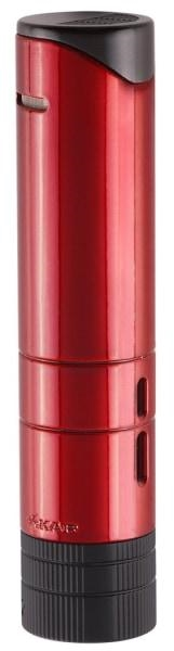 Xikar Lighter - Turrim Table Lighter 5 x 64 Daytona Red - 564RD