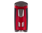 Xikar Lighter - HP3 Daytona Red Triple Flame - 573RD