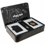 Xikar - Ultra Cutter &  Ultra Lighter Gift Set Black - 907BK