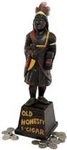 Cigar Store Indian Die Cast Iron Bank - C14256