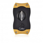 Colibri Cutter V-Cut Brushed Gold - CU300T5