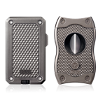 Colibri Rally & SV-Cut Gift Set Gunmetal - GS360T02