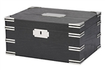 Humidor - Ironsides 100 Medium Oak/Ebony - HUM-100IS