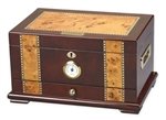 Humidor - Solana Medium Rosewood - HUM-100MS