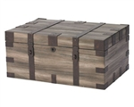 Humidor - Renaissance Med Aged Reclaimed Wood - HUM-120RC