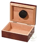 Humidor - Asti Small Travel Cherry - HUM-15T-C