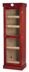 Humidor - Cigar Tower II Cherry 5 Shelf - HUM-2000CH-S
