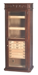 Humidor - Commercial Cigar Tower Olde English  - HUM-2000ENG