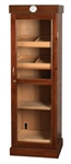 Humidor - Cigar Tower II Mahogany 5 Shelf - HUM-2000M-S