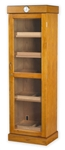 Humidor - Cigar Tower II Oak 5 Shelf - HUM-2000OAK-S