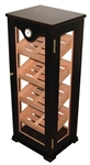 Humidor - Commercial Display 7 Rich Mahogany - HUM-DIS7