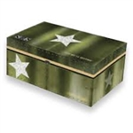 Humidor - Soldier Strong 100 Cigars - HUM-HS-ARM