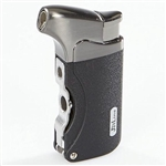 Jetline Dante Single Torch Lighter Black