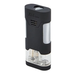 Jetline Mongoose Triple Flame Torch Black - JETMONGOOSEBLK