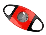 Jetline Soho Cigar Cutter Red - JETSOHORED