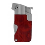 Jetline Golem Pipe (Soft Flame) Lighter Burlwood