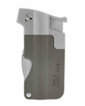 Jetline Golem Pipe (Soft Flame) Lighter Gunmetal