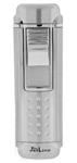 Jetline Magna Quad Flame Lighter Silver