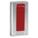 Lotus Lighter - Ambassador L56 Chrome & Red - L5630