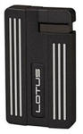 Lotus Lighter - Moto L57 Black & Silver - L5730