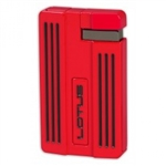 Lotus Lighter - Moto L57 Red & Black - L5740