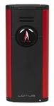 Lotus Lighter - Citadel L68 Flat Fame 3 Matte Black/Red - L6810
