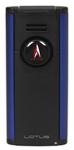 Lotus Lighter - Citadel L68 Flat Fame 3 Matte Black/Blue - L6820
