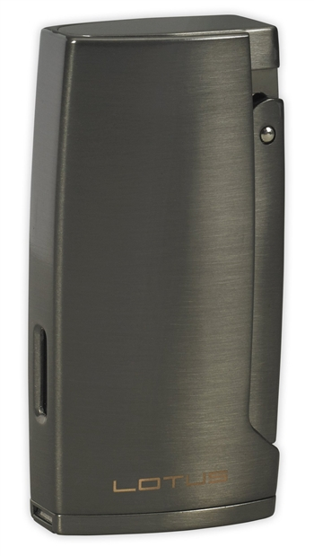 Black Label Kronos Triple Torch Brushed Gunmetal - LBL120060