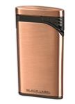 Black Label Stiletto Lighter Copper/Matte Black - LBL130040