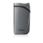 Colibri Lighter - Falcon Single Jet (Metallic) Charcoal - LI310T11