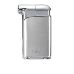 Colibri Pacific Air Pipe Flame Lighter Chrome - LI400C6