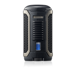 Colibri Apex Single Jet Flame Metallic Black - LI410T1