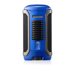 Colibri Apex Single Jet Flame Metallic Blue - LI410T4