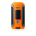 Colibri Apex Single Jet Flame Metallic Orange - LI410T5