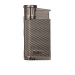Colibri Lighter - Evo Angled Single Jet Gunmetal - LI520C6