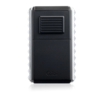 Colibri Quasar Astoria Triple Jet Lighter Black & Chrome - LI600C11